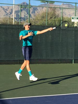 Jarod Hing didn't lose a match all year, capturing the Division I singles championship and making up for a disappointing quarterfinal exit last season.