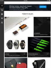 Tech out the man in your life with products from Touch