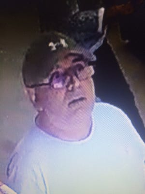 The Door County Sheriff's Department is trying identify this man.