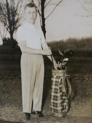 N.L. Deaver was the Gypsy Hill Golf Course's professional