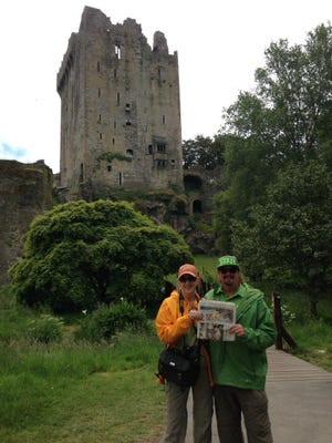 Don Hagan and Mary Bernardy of Sauk Rapids traveled to Ireland and Northern Ireland for nine days in June.
