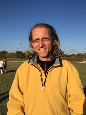 Burris boys soccer coach Harald Leusmann took over after a coaching switch during the season.