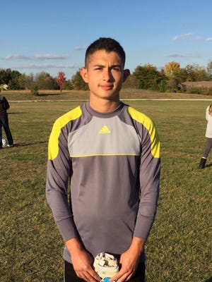 Burris goalie Ricky Tellez made seven saves in a 2-0 win against Crawfordsville in the Heritage Christian Regional. Burris will play for the Regional championship on Saturday.