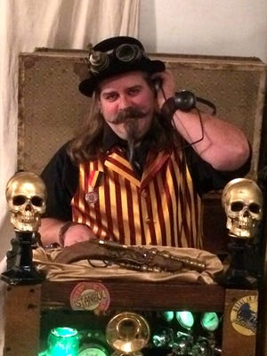 "Capitol Steam Steampunk Society hosts a costume party, ""Van Helsteam's Monster Hunter Bash,"" this Saturday."