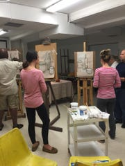Las Cruces Museum of Art Studio classes include ceramics, painting and more for kids ages 6 and up, teens and adults.