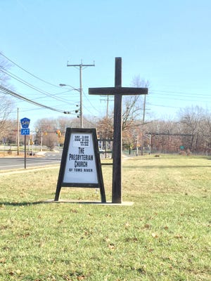 Toms River Councilman Jeff Carr and eight neighbors have sued The Presbyterian Church and the township's zoning board.