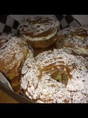 Coconut Lime Paris Brest from The Copper Crust Company