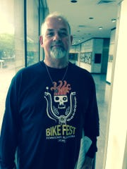 Brantley Bond is the organizer of Alexandria Bike Fest, which is set for 2 to 11 p.m. Saturday in downtown Alexandria.