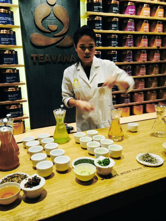 Starbucks teams with beer maker for non-alcoholic Teavana