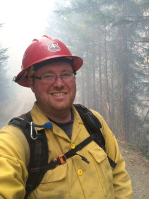 Ian Howard, 36, of Reno, died Sunday, Aug. 21, 2016, near Corning, Calif. Howard was a firefighter in the Plumas National Forest.