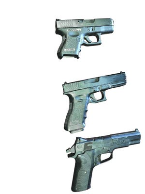 The City Council may soon consider a ban on realistic-looking toy guns.