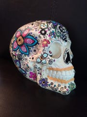 Get blank or decorated sugar skulls at Short Street Cakes this year.