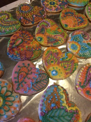 """Finn's Gallery will host """"The Art of Christmas Cookies"""" on Saturday, Dec. 10."""