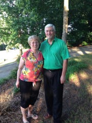 John and Marilyn Tegler perished in the wildfires in