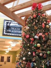 The Christmas Tree Angels tree is in the Kane Center on Salerno Road in Stuart.