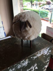 Joseph III, a woolen lamb who lives on the host stand at Brooks Pharm2Fork has been returned after his harrowing theft.