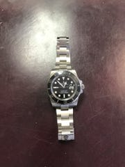 Jordan Williams helped get the Rolex Submariner watch,