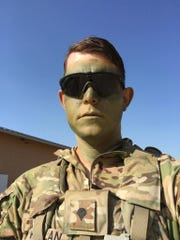 Tyler Rollan is now an Army combat medic stationed