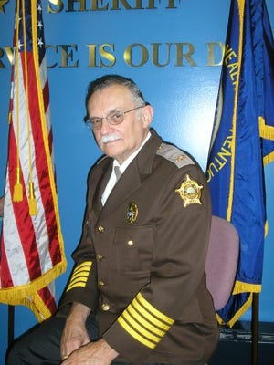 Kenton County Sheriff Charles Korzenborn.