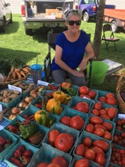 Dean Snyder and Jane Malone, of Coops and Crops farm