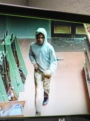 Germantown police are seeking the public's help identifying three people who tried to steal guns from Ron's Gun Shop.