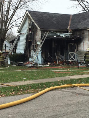 A Bethel family lost everything when their house went up in flames Nov. 12. The community is rallying to help.