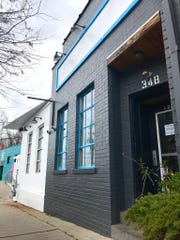 Vivian, in the former home of The Junction, has a new paint job.