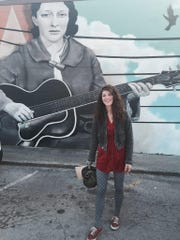 Singer/songwriter Bess Greenberg has put together a