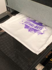 Design your own T-shirt with the help of Enemy Ink.