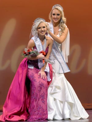 Tara Broderick of Visalia won the title of Miss California for the International Junior Miss pageant.