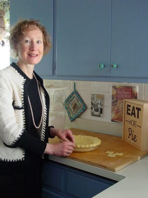 Susan Schrager turned to pie making after her husband died, taking courses and setting out to master the art.