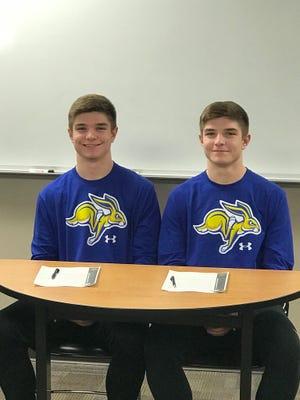 Madison: Jadon and Jaxon Janke, South Dakota State (Football)