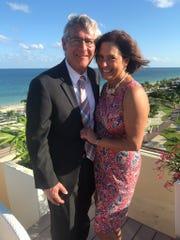 Tom and Wendy Wojdyla
