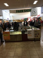 Marshfield Farm Tech Days uses Farm Show to raise awareness of event returning to Wood County in 2018.