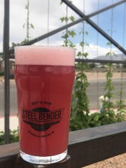 The Raspberry Dynamite will be offered by Steel Bender Brewyard at this year's Blazin' Brewfest.