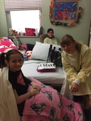 Taylor Swift met 8-year-old Isabella McCune on May