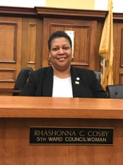 Linden Councilwoman Rhashonna Cosby