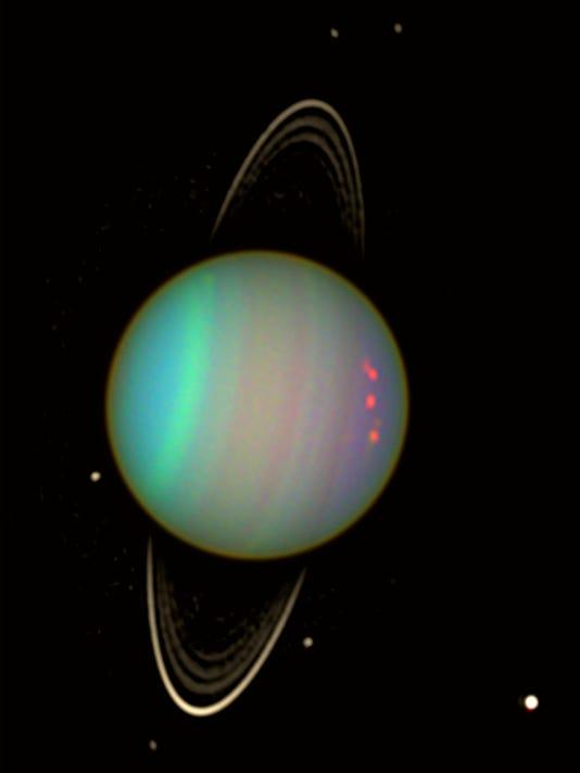 AFP SPACE-URANUS SCI SPACE PROGRAMMES XSP