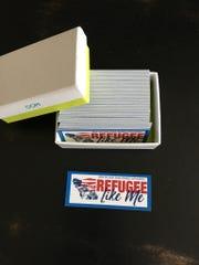 The nonprofit RefugeeLikeMe aims to humanize refugees