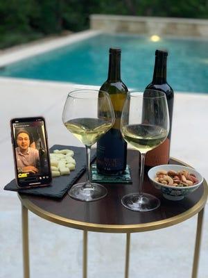 Reddy Vineyards will begin a Virtual Wine Tasting Series July 16.