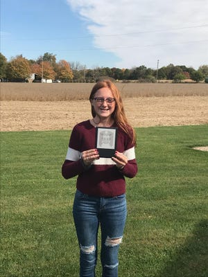 Ingersoll Middle School is proud to announce Reese Murphy as the September recipient of the Steven R. Nagel Distinguished Student of the Month Award.