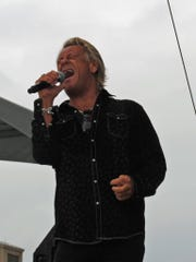 Brian Howe, former lead singer of Bad Company
