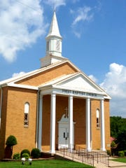 First Baptist Church on East Winchester Street has a Stay Warm Shelter during January and February.