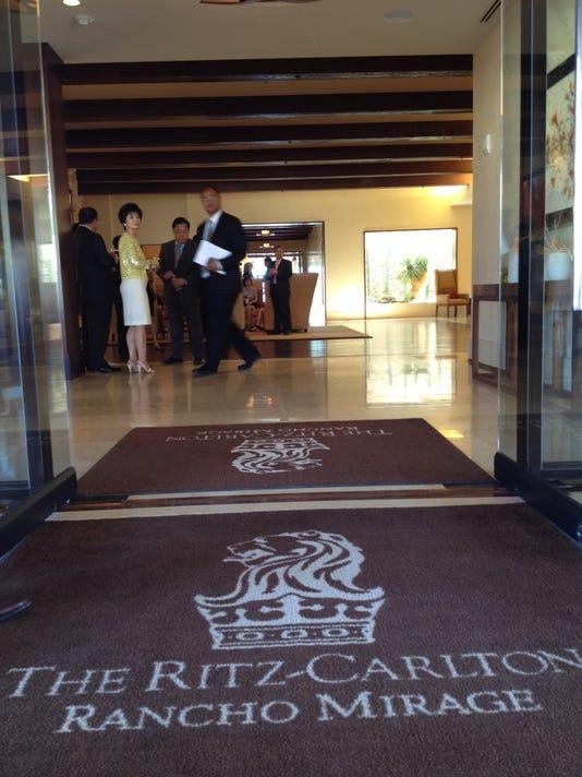 Ritz opening TEXT 1