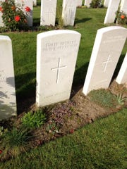 Graves in many cemeteries in the Ypres area of Belgium hold unidentified remains. In 1917, the Battle of Passchendaele claimed an estimated 500,000 soldiers who fought in a veritable standoff for a ridge that blocked German access to France and England.