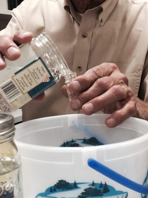 Free nitrate testing is available at each groundwater listening session. Further testing may be recommended.