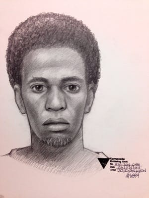 New Jersey State Police seek this suspect in an Upper Deerfield home invasion.