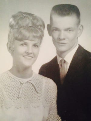 Sharon Lee Chance and Edward C. Chance Jr. in 1964 ...