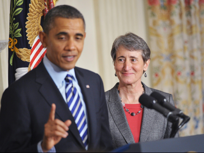 Obama taps REI executive for Interior secretary