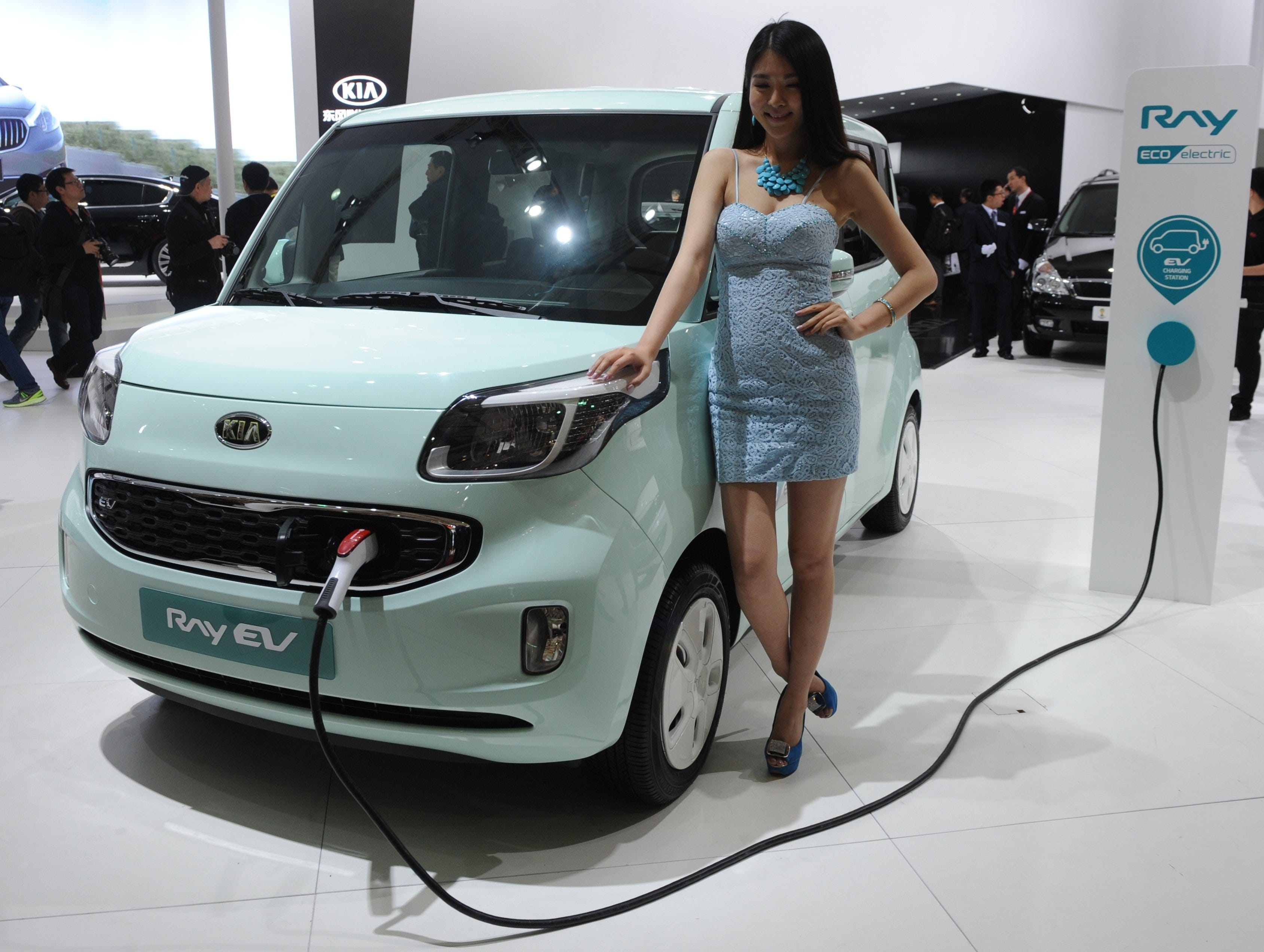 China Not Embracing Electric Cars
